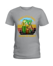 Every little thing gonna be alright Ladies T-Shirt tile