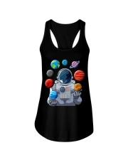 Astronomy Ladies Flowy Tank thumbnail