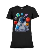 Astronomy Premium Fit Ladies Tee thumbnail