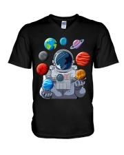 Astronomy V-Neck T-Shirt thumbnail