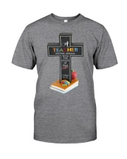 Grace of god Classic T-Shirt tile