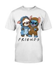Sloth Friends Classic T-Shirt thumbnail