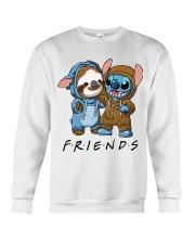Sloth Friends Crewneck Sweatshirt thumbnail
