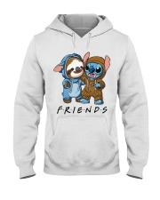 Sloth Friends Hooded Sweatshirt thumbnail