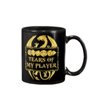 Tears of my player Mug front