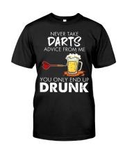 Darts Premium Fit Mens Tee thumbnail