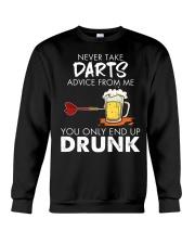 Darts Crewneck Sweatshirt thumbnail