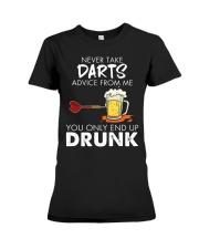 Darts Premium Fit Ladies Tee thumbnail