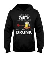 Darts Hooded Sweatshirt thumbnail