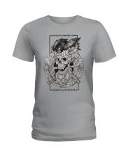 Eternal dead Ladies T-Shirt thumbnail
