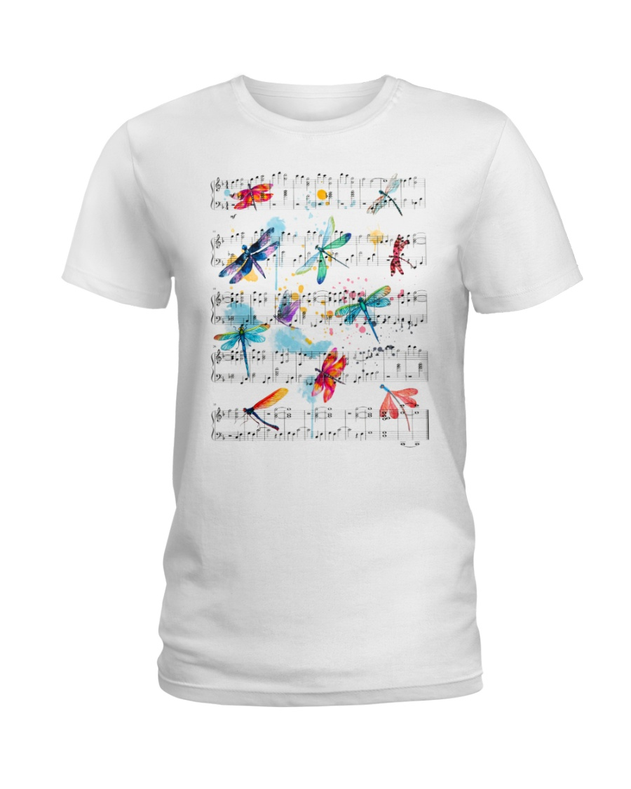 Dragonfly Ladies T-Shirt