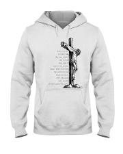 Jesus Hooded Sweatshirt thumbnail