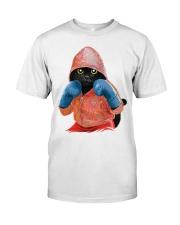 Cat boxing Classic T-Shirt thumbnail