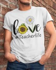Love teacher life Classic T-Shirt apparel-classic-tshirt-lifestyle-26