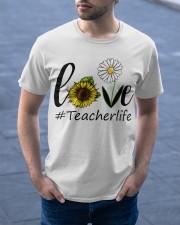 Love teacher life Classic T-Shirt apparel-classic-tshirt-lifestyle-front-46