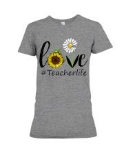 Love teacher life Premium Fit Ladies Tee thumbnail