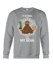 It is well with my soul Crewneck Sweatshirt thumbnail