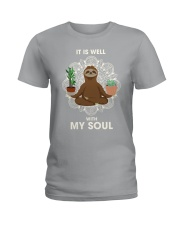 It is well with my soul Ladies T-Shirt tile