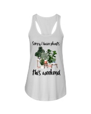 I have plants this weekend Ladies Flowy Tank thumbnail