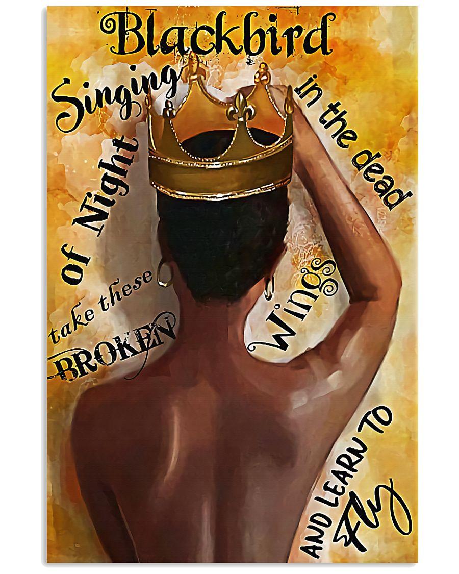 Blackbird Poster 11x17 Poster
