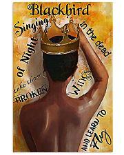 Blackbird Poster 11x17 Poster front