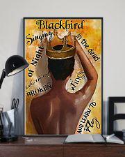 Blackbird Poster 11x17 Poster lifestyle-poster-2