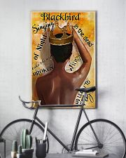 Blackbird Poster 11x17 Poster lifestyle-poster-7