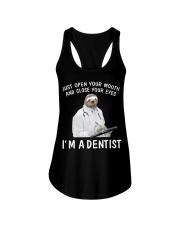 I'm a Dentist Ladies Flowy Tank thumbnail