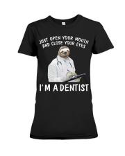 I'm a Dentist Premium Fit Ladies Tee thumbnail