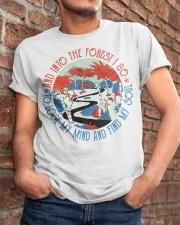 Pre K teacher life Classic T-Shirt apparel-classic-tshirt-lifestyle-26