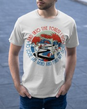 Pre K teacher life Classic T-Shirt apparel-classic-tshirt-lifestyle-front-46