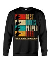 Best darts player Crewneck Sweatshirt thumbnail
