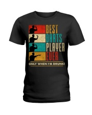 Best darts player Ladies T-Shirt thumbnail