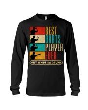 Best darts player Long Sleeve Tee thumbnail