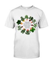 Be like a tree Classic T-Shirt thumbnail