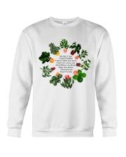 Be like a tree Crewneck Sweatshirt thumbnail