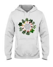 Be like a tree Hooded Sweatshirt thumbnail