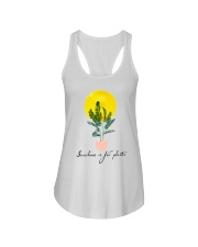 Sunshine is for plants Ladies Flowy Tank thumbnail
