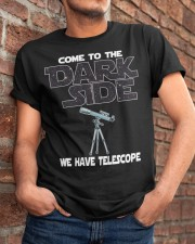 We have telescope Classic T-Shirt apparel-classic-tshirt-lifestyle-26
