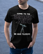 We have telescope Classic T-Shirt apparel-classic-tshirt-lifestyle-front-46