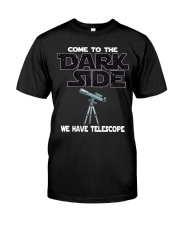 We have telescope Classic T-Shirt front