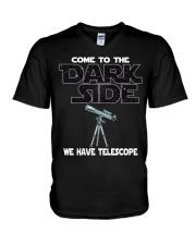 We have telescope V-Neck T-Shirt thumbnail