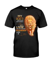 Like a Lion Classic T-Shirt front