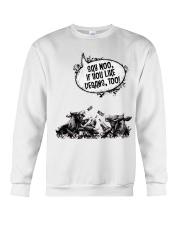 Moo Crewneck Sweatshirt thumbnail
