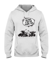 Moo Hooded Sweatshirt thumbnail
