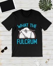 Dentist fulcrum Classic T-Shirt lifestyle-mens-crewneck-front-17