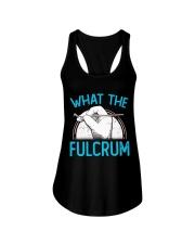 Dentist fulcrum Ladies Flowy Tank thumbnail