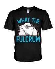 Dentist fulcrum V-Neck T-Shirt thumbnail