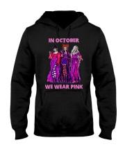 In october we wear pink Hooded Sweatshirt thumbnail