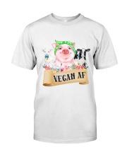 Vegan af Premium Fit Mens Tee thumbnail